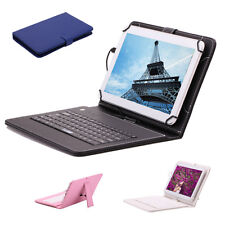 """iRulu Tablet PC X1 10.1"""" Android 4.4 Quad Core Dual Cam 16GB w/4 Color Keyboard"""