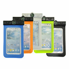 """Swimming Driftage Waterproof Pouch Bag Case Cover For All Cell Phone Mp3 5.5"""""""