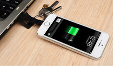 2014 New Portable Key Model USB Sync Data Cable For iPhone 6 iPhone 5 5S 5C