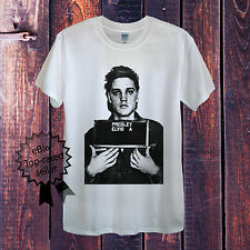 Elvis Presley T-Shirt King of Rock and Roll Icon Mens Womens Unsex S M L XL XXL