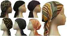 One Size women Head Covering Scarf Hair Snood Bandana Jewish Girl Woman Tichel