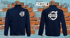 VOLVO GIACCHINO sweat jacket logo tuning truck tir camion sport holland style