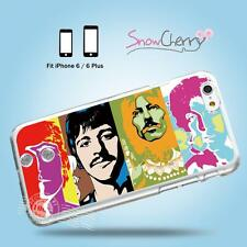 iPhone 6 6 Plus Case Cover Music The Beatles Artworks Y6006