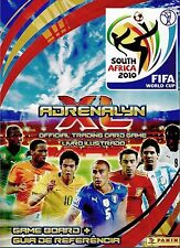 """ADRENALYN XL 2010 WORLD CUP SOUTH AFRICA : CHAMPION """"25 CARDS"""""""