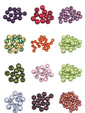 4-10mm Acrylic Round Spacer Loose Beads Miracle Magic For Jewellery Bracelet DIY