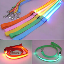 SUPER CHEAP FREE SHIP 2014 Light Up LED Dog Collar Pet Flashing Safety Night Cat