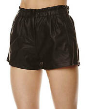 New Jorge Women's Highway Womens Short Leather Black