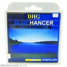 Marumi 52/62/67/72 mm Blue HANCER Intensifier color Filter for canon nikon sony