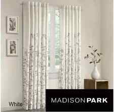 Curtain Panel Window Treatment 84 X Coverings Drapes Curtains Panels White Piece