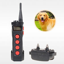 Aetertek AT-919C Auto Anti Bark Waterproof Shock Collar 1000M Remote Dog Trainer