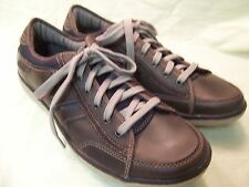 Skechers Relaxed Step Brown Oxford Shoes Men's USA 10    New