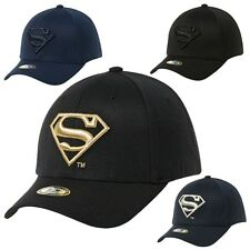 Superman Cap Baseball Trucker New Fashion Superhero DC Comics Golf Sports Hat