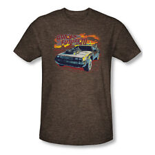 Back To The Future Iii Wild West Adult T-Shirt