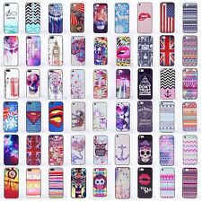 Cute Various Design Pattern Hard Back Case Cover F Apple iphone 4S 5S 5C 6 4.7""