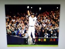 NEW YORK YANKEES DEREK JETER YANKEE STADIUM 9/25/14 FINAL LAST GAME PHOTO 2