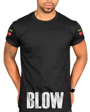 Blow Emoji NEW Unisex Graphic T-shirt Clothing Tee Tour Jay Bey Carter Cherry