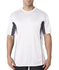 Badger Men's Drive Performance Tee T-Shirt with Contrast Panels  #4147