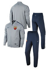 Knit As Roma Nike Tuta Allenamento Training Tracksuit versione panchina 2014 15