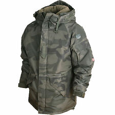 "2015  ""Southplay"" Mens Winter Waterproof Ski-Snowboard Jacket - Wood Land"