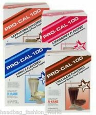 Pro Cal 100 Protein - Choose any 4 Flavors - 4 Boxes (48 Drinks) $56.90 FreeShip