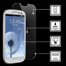 Tempered Glass Screen Protective Film 9H For Samsung Galaxy S3/4/5 Note 4