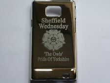 Sheffield Wednesday Iphone or Samsung Case - Plastic Clip On