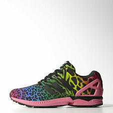 Adidas Originals ZX FLUX Trainers Sneakers Shoes UK 4 5 6 7 8 9 10 11 12 13