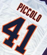 BRIAN PICCOLO #41 BRIAN'S SONG MOVIE JERSEY WHITE SEWN  NEW   ANY SIZE