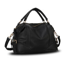 Fashion Women Faux Leather Handbags Purse Lady Shoulder Messenger Bags New Tote