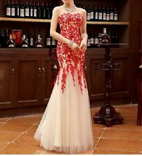 2015 new  Formal Long Ball Gown Party Prom Bridesmaid Evening Dress