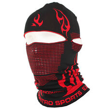 NEW INCT - Knit Balaclava Full Mask Neck Warmers Cold Weather Outdoor activities