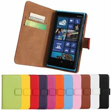 Luxury Book Style Wallet Leather Case For Nokia Lumia 920 Phone Cases Card Slot