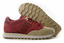 "Saucony Jazz O Premium RED SAND Original ""Luxury Pack"" S70140-3 Running Men *New"