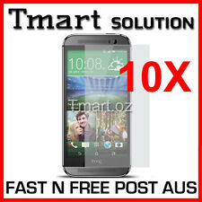 Tempered Glass & Clear & Matte Anti Glare Screen Protector Guard For HTC One M8