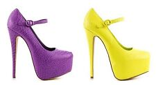 Penny Sue Loyalty Women's High Heel Shoes NEW IN BOX !!!