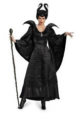 Adult Disney Maleficent Christening Black Gown Deluxe Costume by Disguise 71825