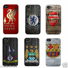 Football Club Phone Case for iPhone 4/4s/5/5S Samsung S3,S4 CHEAPEST on eBAY