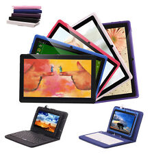 """8GB iRulu eXpro 7"""" Google Tablet PC Android 4.4 Quad Core Dual Cam w/ Keyboard"""