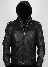 Orthodox Leather Hoodie - Joe's Daily