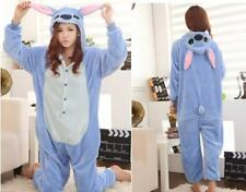 Pigiama kigurumi Stitch Cartoon Onesies animali carnevale feste costume party
