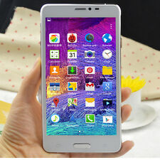 "Unlocked 5.5"" Android 4.4 Smartphone Dual Core 3G WiFi GSM GPS ATT Straight Talk"