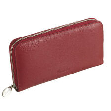 PINEIDER Italian Leather zip-around Purse