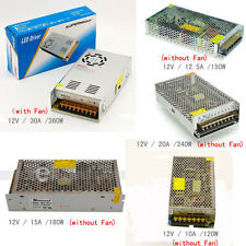 12V DC 10A/12.5A/15A/20A/30 Regulated Switching Power Supply Fr LED Strip Light