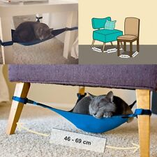 Cat Crib - Cat Hammock Fits Under Chair or End Table