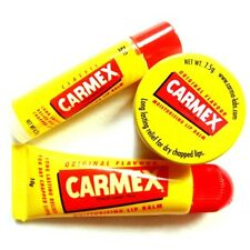 Carmex Moisturizing Dry & Chapped Lip Balm Pot - Tube - Clickstick All Types