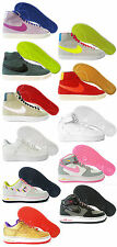 Nike Blazer Nike Air Force 1 One Mid GS Scarpe Alte Donna Junior  Nuovo Sneakers