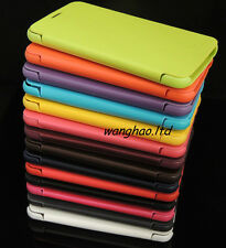 Fashion OEM Flip Synthetic Leather Case Cover For Lot Phone *Multicolor Choose