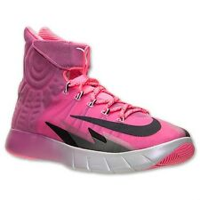 Nike Zoom HyperRev Basketball Think Pink Fire Kay Yow Breast Cancer 630913 601