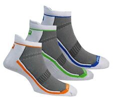 POLARIS unisex Coolmax Ciclismo Socks 3 Pack ciclo mountain bike