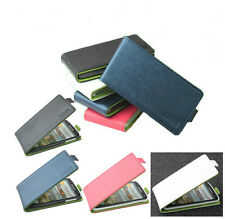 High Quality Protective PU Leather Flip Case for Lenovo S820 Smartphone 4 Color